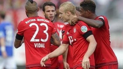 Darmstadt Gegen Bayern
